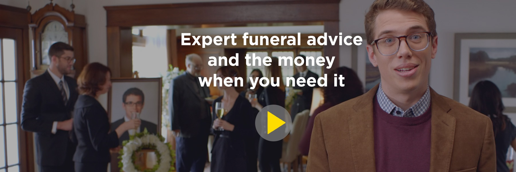 Everest Funeral Whole Life Insurance - Expert funeral advice and the money when you need it